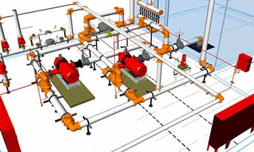 fire fighting system design course